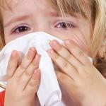 Остановка носового кровотечения у детей