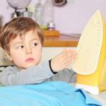 Что делать, если ребенок обжегся?