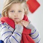Признаки тонзиллита у детей
