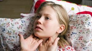 увеличение и болезненность лимфоузлов