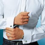 Как гладить рукава мужской рубашки