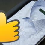 Как складывать мужские рубашки: инструкция, фото и видео