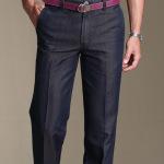 Как правильно гладить мужские брюки