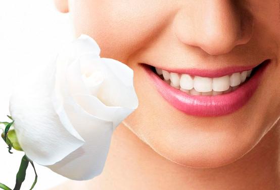 отбеливание зубов сода перекись водорода лимон