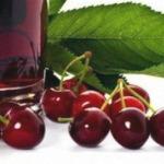 Как вывести пятна от вишни и вишневого сока?