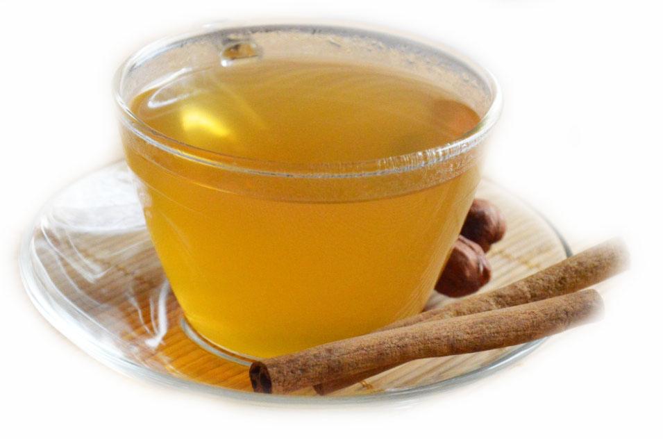 Молоко зеленый чай корица для похудения