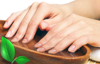 Как сделать ногти крепкими в домашних фото 409