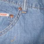 Клей на джинсах: как удалить