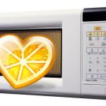 Как очистить микроволновку от неприятного запаха?