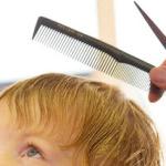 Как подстричь волосы ребенку?