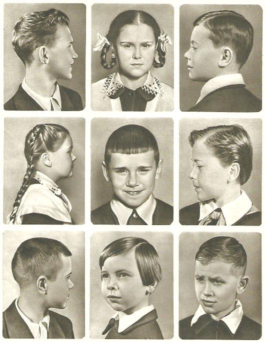 Фото прически на средние волосы (100 примеров) Женские прически