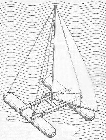 Лодка рулевое управление своими руками