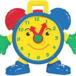 Как развить у ребенка чувство времени?