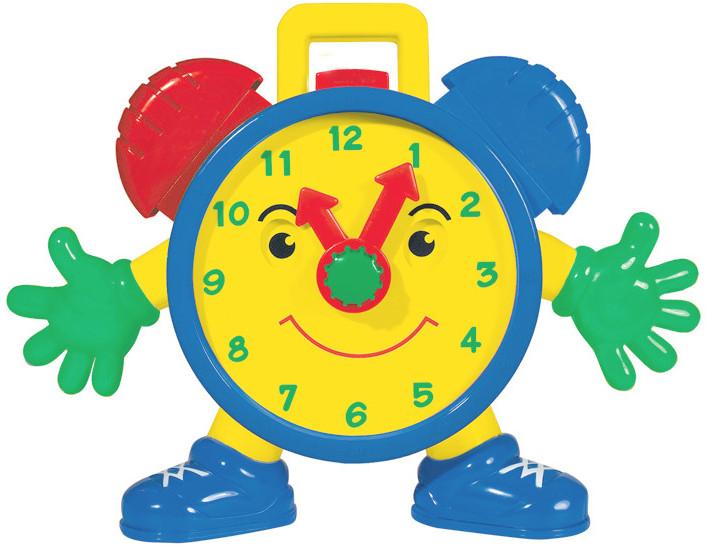 Как развить у ребенка чувство времени