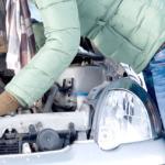 Как отстирать джинсы от машинного масла?