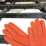 Как отмыть газовую решетку от жира?