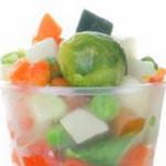 Замороженные овощи и фрукты — в чем польза?