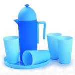 Правила использования пластмассовой посуды