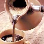 Приготовление кофе в домашних условиях