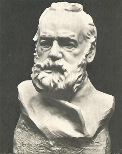 Портрет Виктора Гюго (Роден)