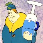 Борьба с запахом пыли, возникающим при работе пылесоса
