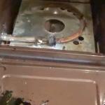 Как отмыть духовку от жира внутри?