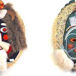Кукерские маски из Болгарии
