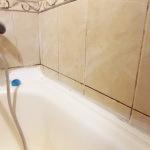 Как очистить швы между плиткой в ванной?