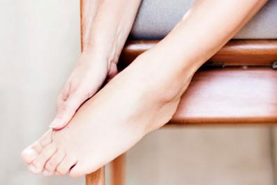 Как сделать чтобы не потели ноги и не пахли