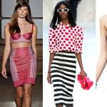 Горох и полоска в одежде — хорошее сочетание?