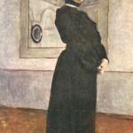 «Портрет Ермоловой» — В. Серов (описание)