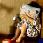 Психология: детские страхи
