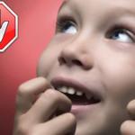 Привычка грызть ногти у детей и взрослых