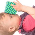 Почему ребенок-грудничок вялый, малоподвижный?