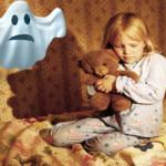 Если ребенок боится оставаться один в комнате…