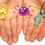 Детские кишечные инфекции: тиф и дизентерия