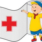 Первая помощь при бытовых повреждениях