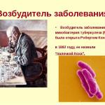 Туберкулез у детей: первые признаки, профилактика