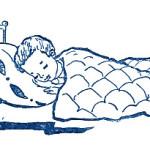 Сон ребенка первых месяцев жизни до 2 лет