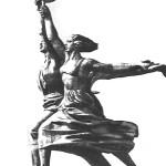 Скульпторы СССР: И. Шадр, В. Мухина
