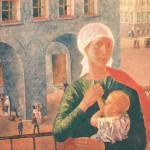 Картина «1918 год в Петрограде» Петров-Водкин