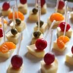 Бутерброды канапе на праздничный стол: рецепты