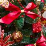 Как украсить гостиную к Новому году