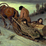 Русский художник Василий Перов