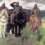 Описание картины Васнецова «Богатыри» (для сочинения)