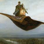 Васнецов: иллюстрации к сказкам, картины