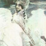 Описание картины М. Врубеля «Царевна-Лебедь» (материал для сочинения)