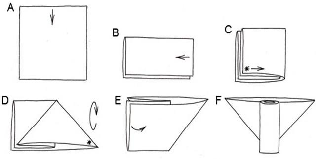 Как сделать пеленку своими руками
