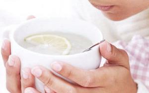 Лучшее питье при гриппе
