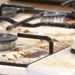 Как отмыть жир в домашних условиях?